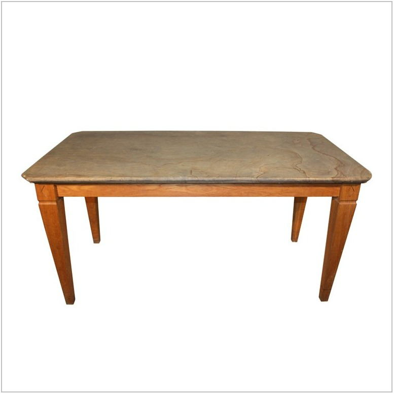 Cement Dining Room Table