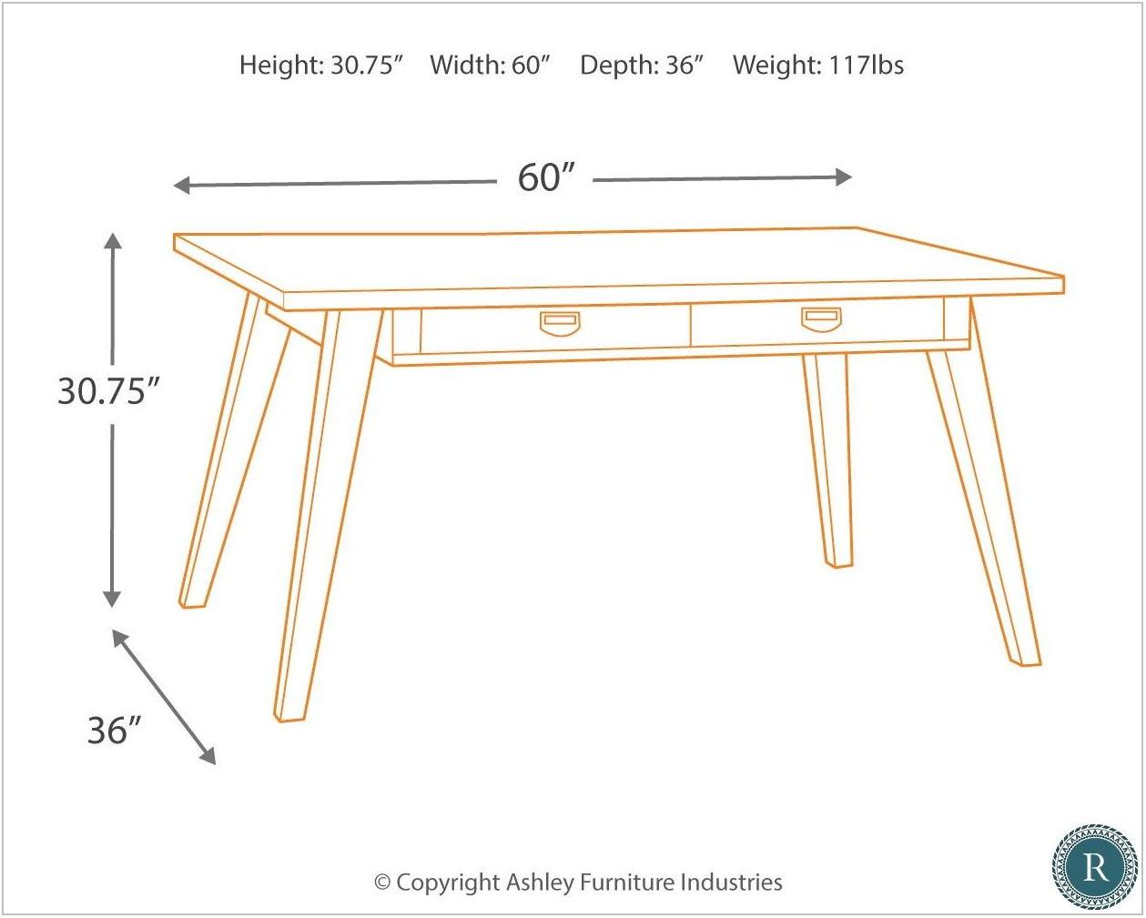 Centiar Rectangular Dining Room Table
