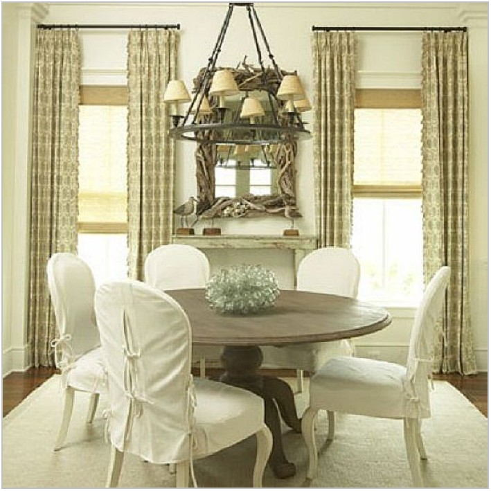 Chair Slipcovers For Dining Room