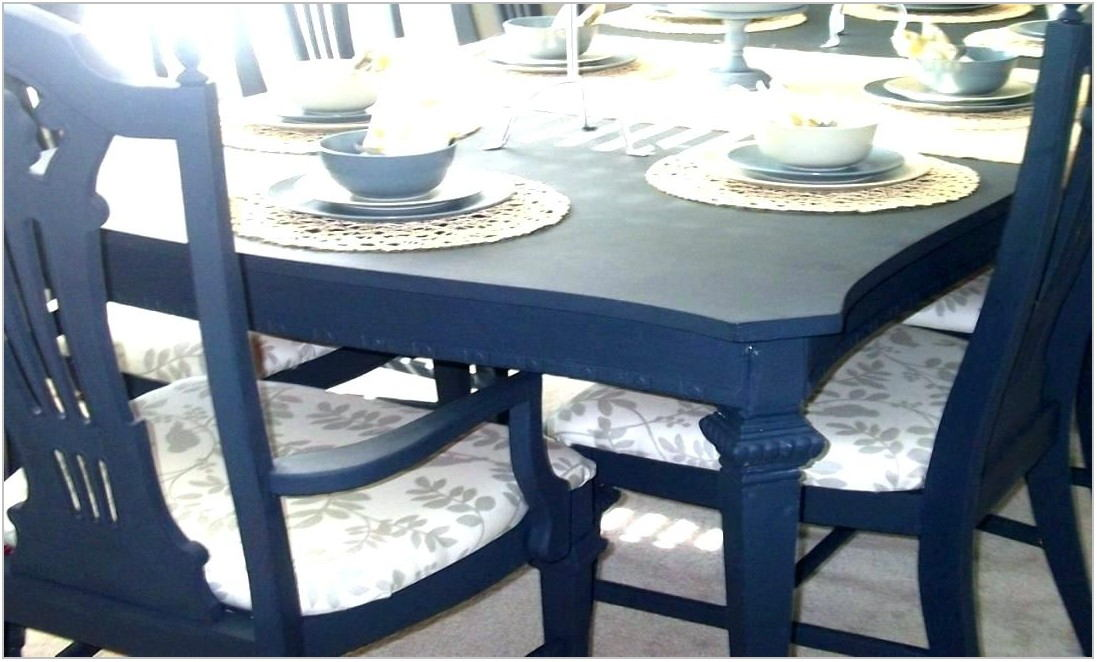 Chalk Paint Dining Room Set