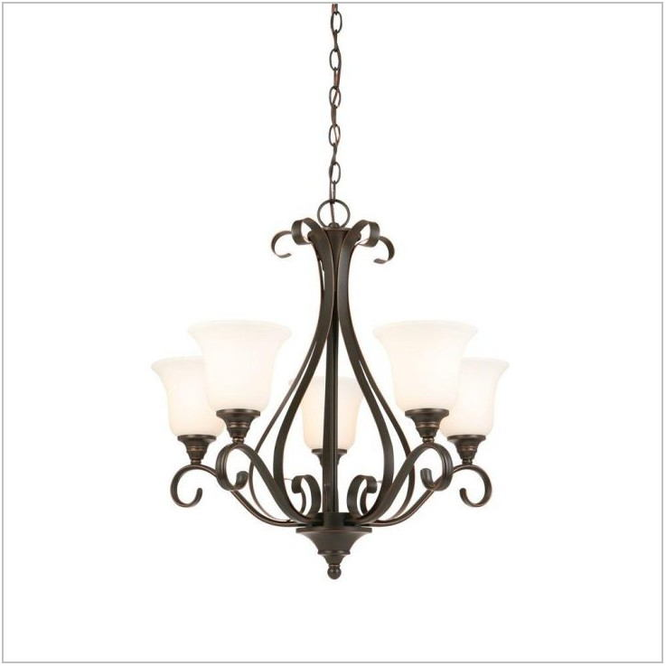 Chandelier For Dining Room With Low Ceiling