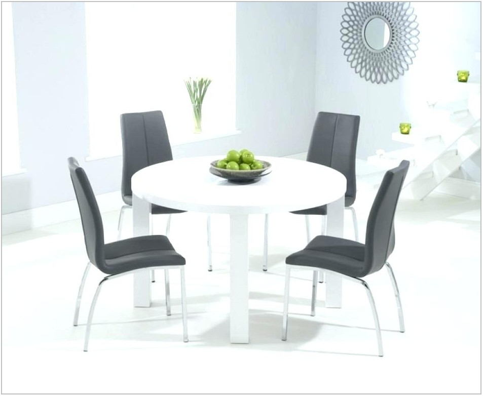 Cheap Round Dining Room Table