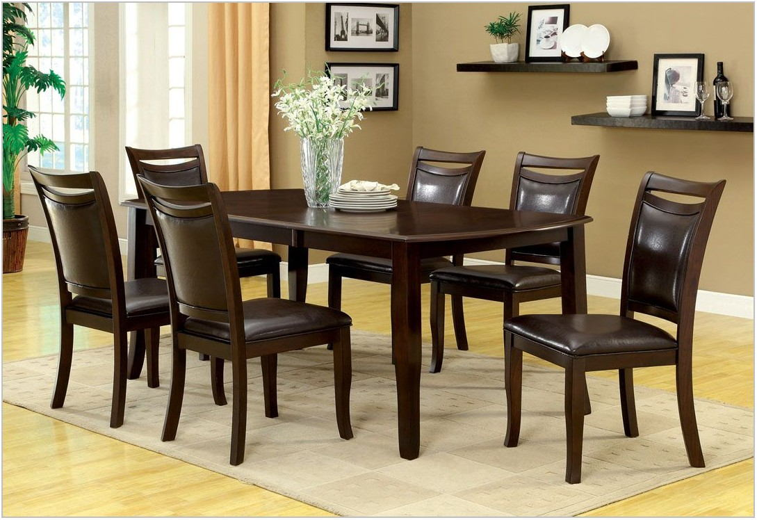 Cherry Finish Dining Room Sets
