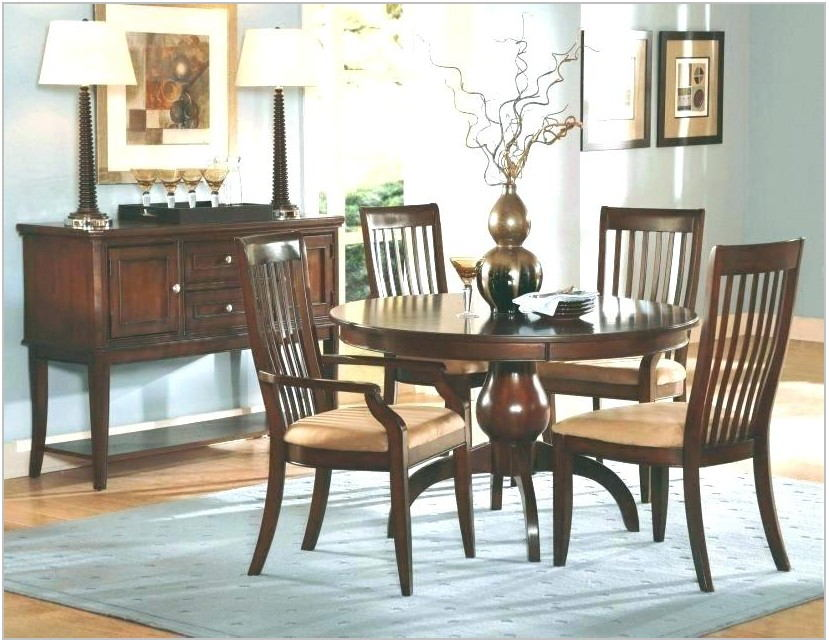 Cherry Wood Dining Room Furniture Sets