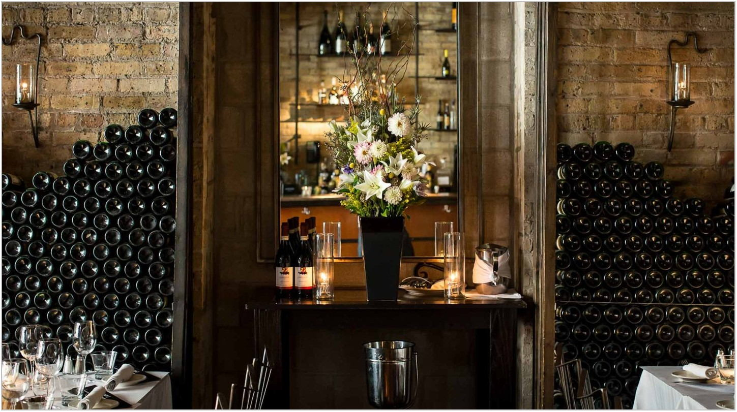 Chicago Restaurants With Private Dining Rooms