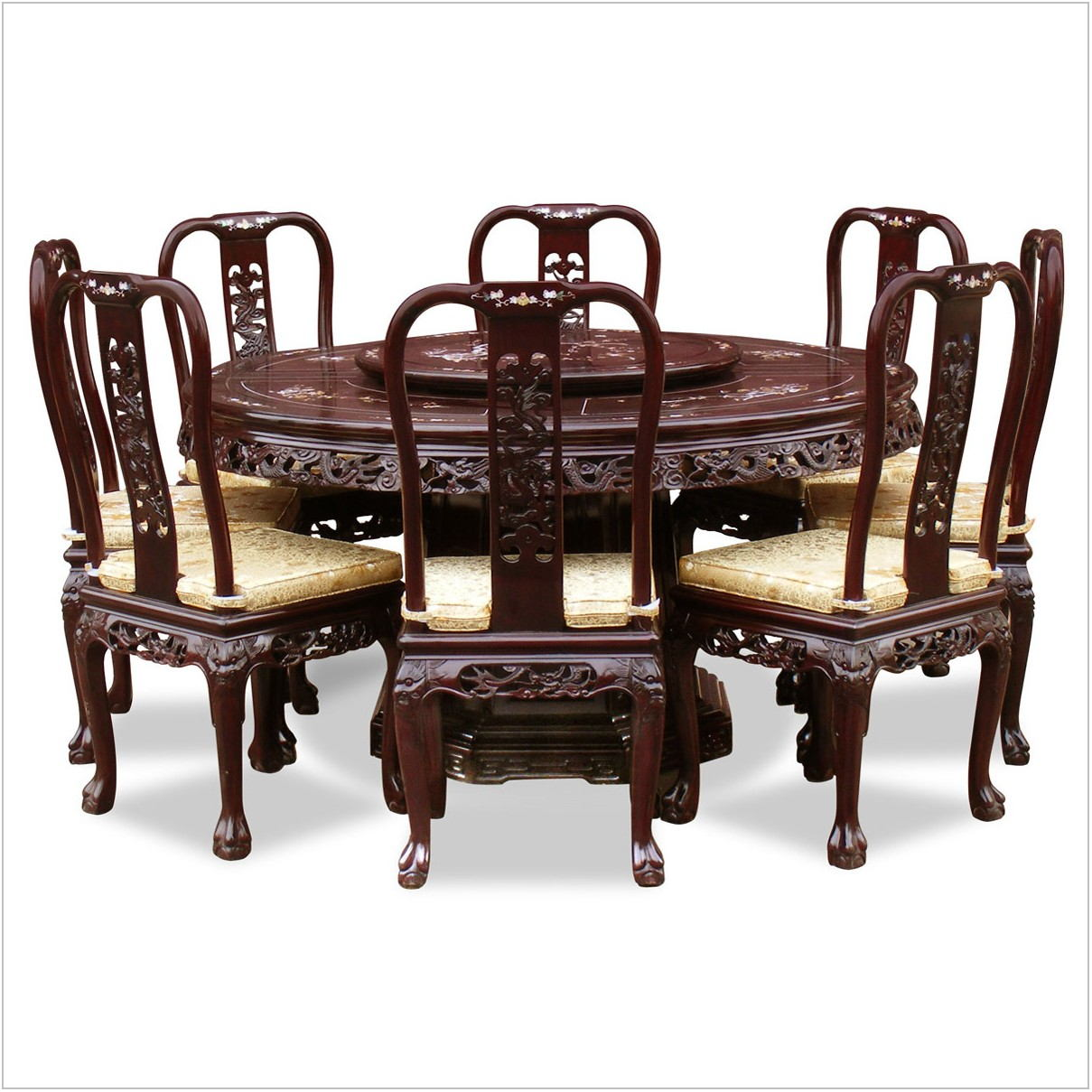 Chinese Dining Room Set