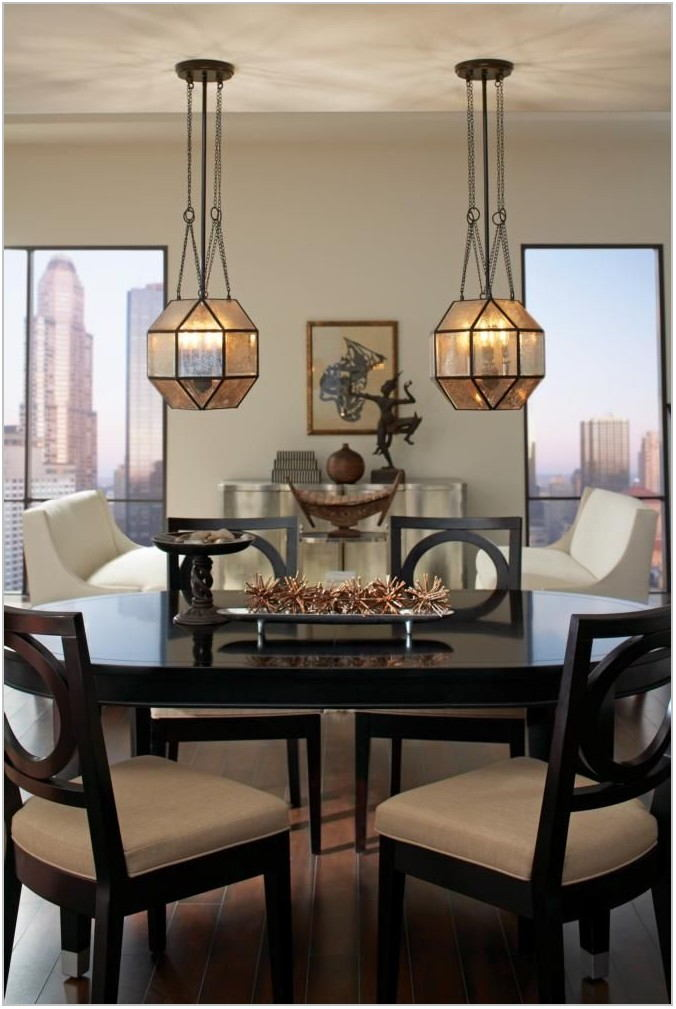 Choosing A Chandelier For Dining Room