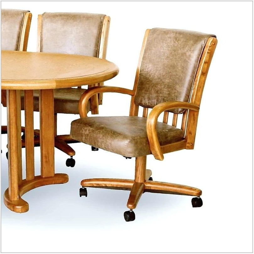 Chromcraft Dining Room Chairs