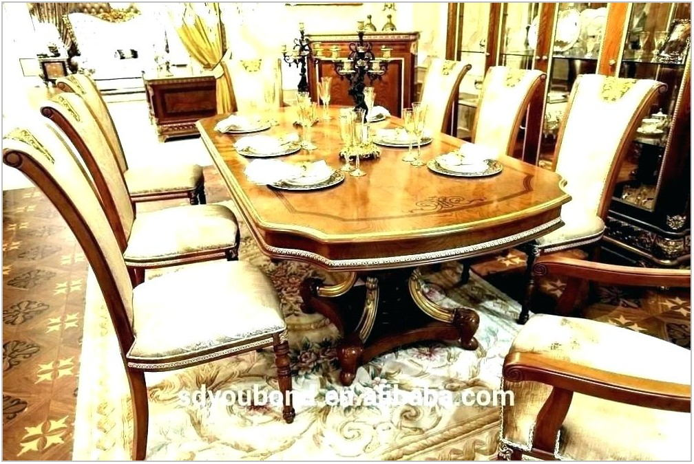 Classic Dining Room Furniture Sets