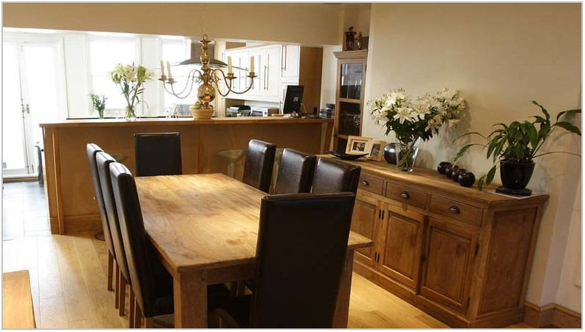 Clean Dining Room Chairs