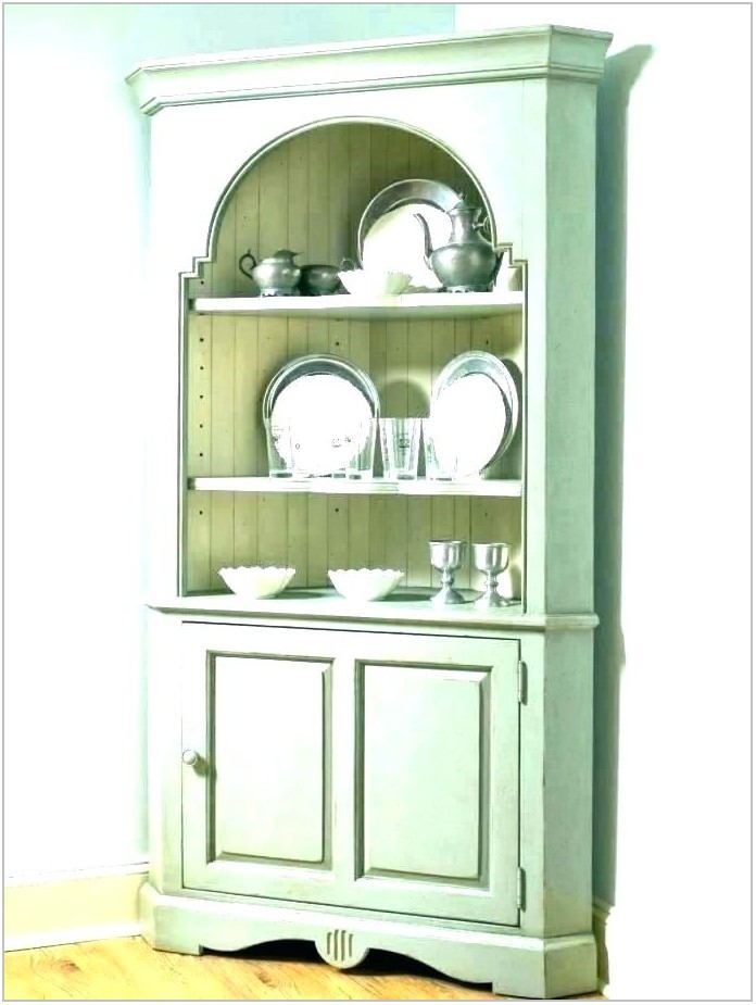 Corner Cabinet Dining Room Hutch