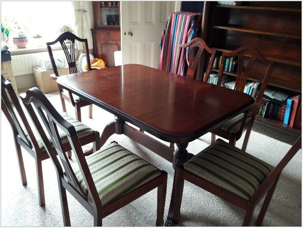 Corner Dining Room Table And Chairs