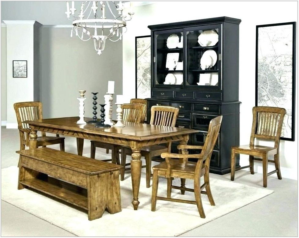 Counter Height Formal Dining Room Set