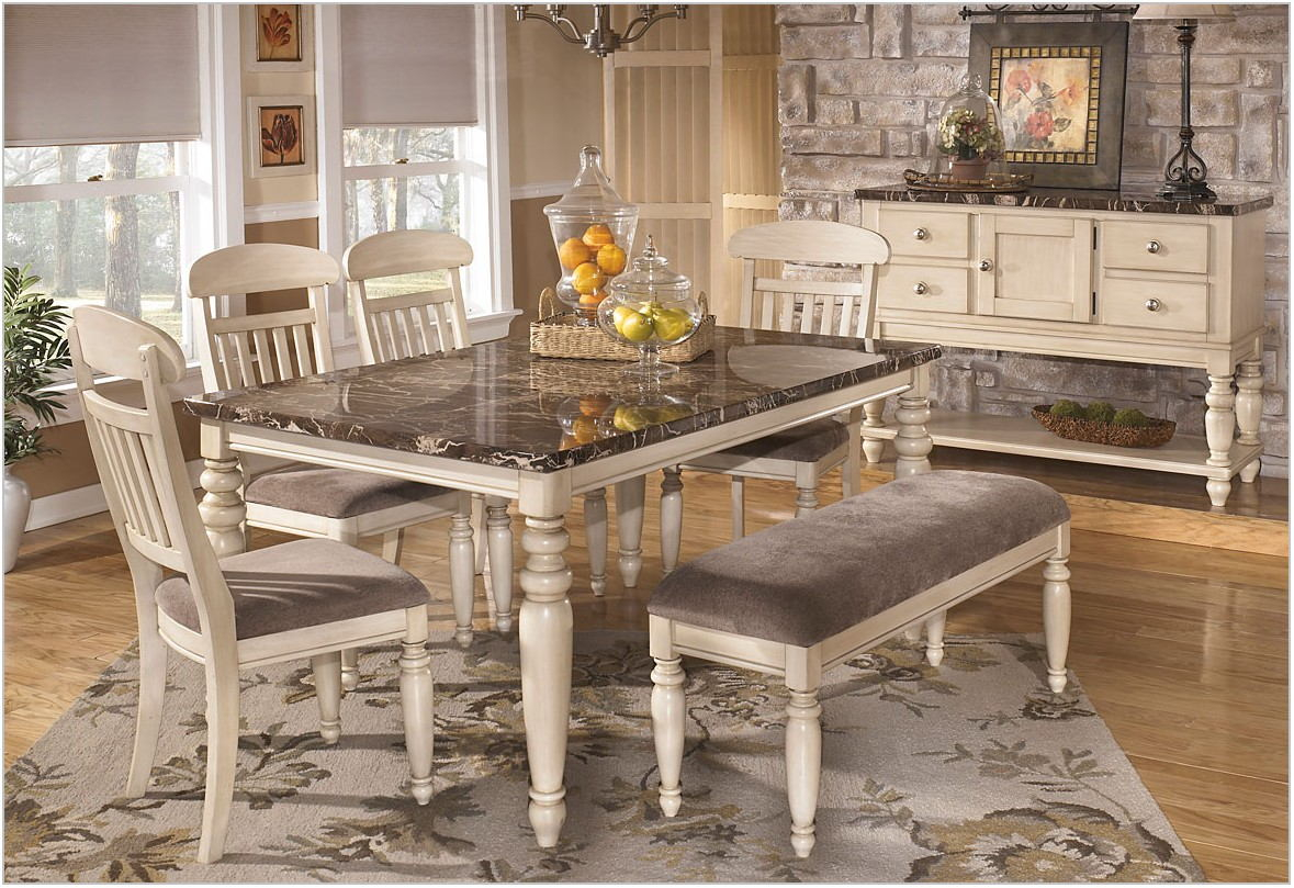 Country Rustic Dining Room Sets