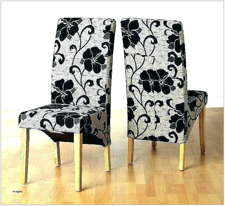 Covering Dining Room Chairs With Fabric