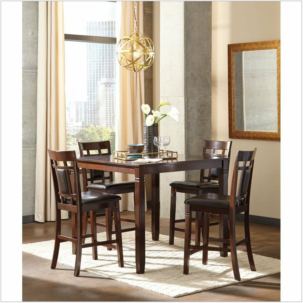 Coviar Counter Height Dining Room Table