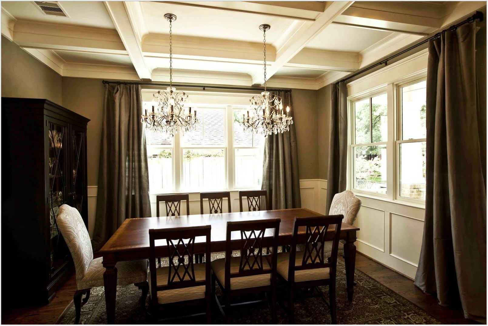 Craftsman Dining Room Light Fixtures
