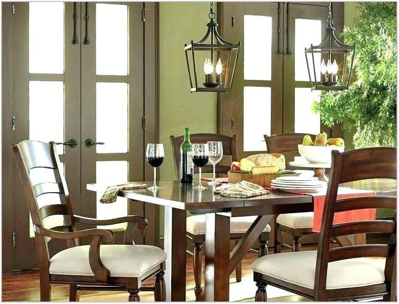 Craftsman Dining Room Lighting