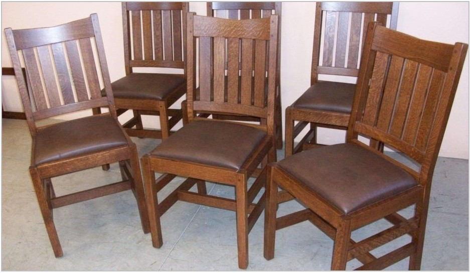 Craftsman Dining Room Set