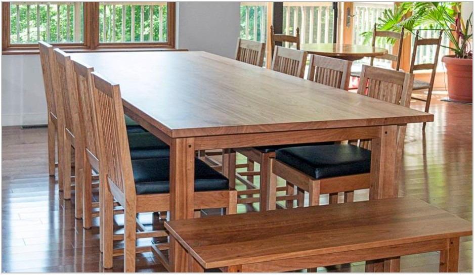 Craftsman Dining Room Sets