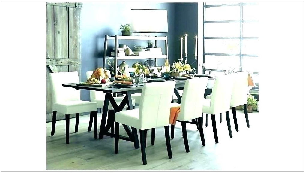 Crate And Barrel Dining Room Table Sets
