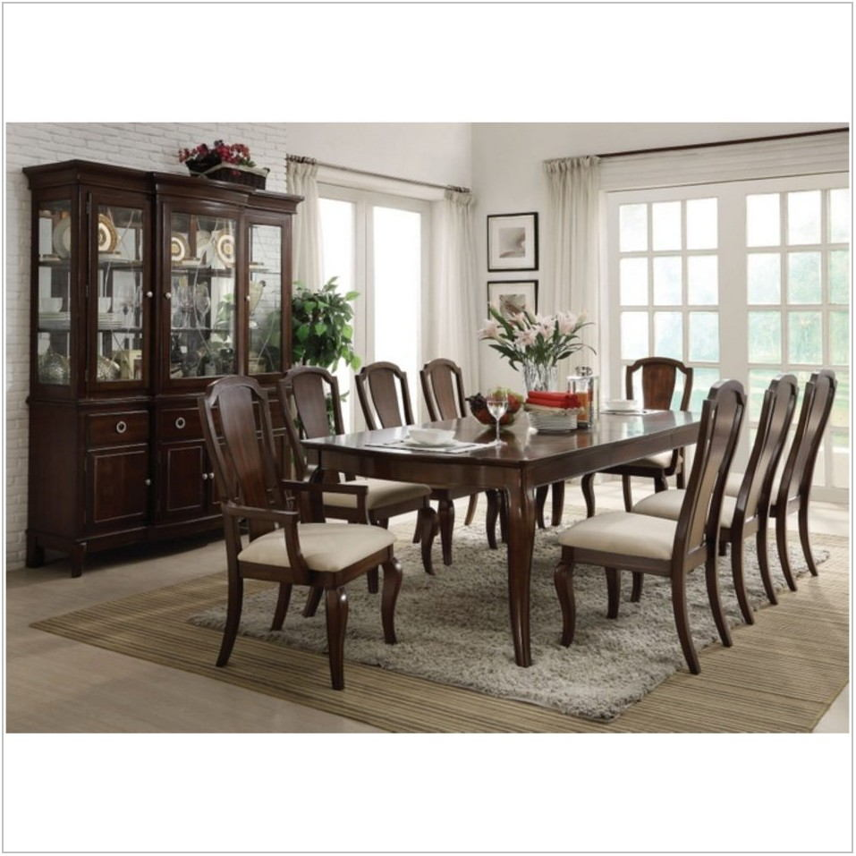 Crescent Cherry Dining Room Furniture