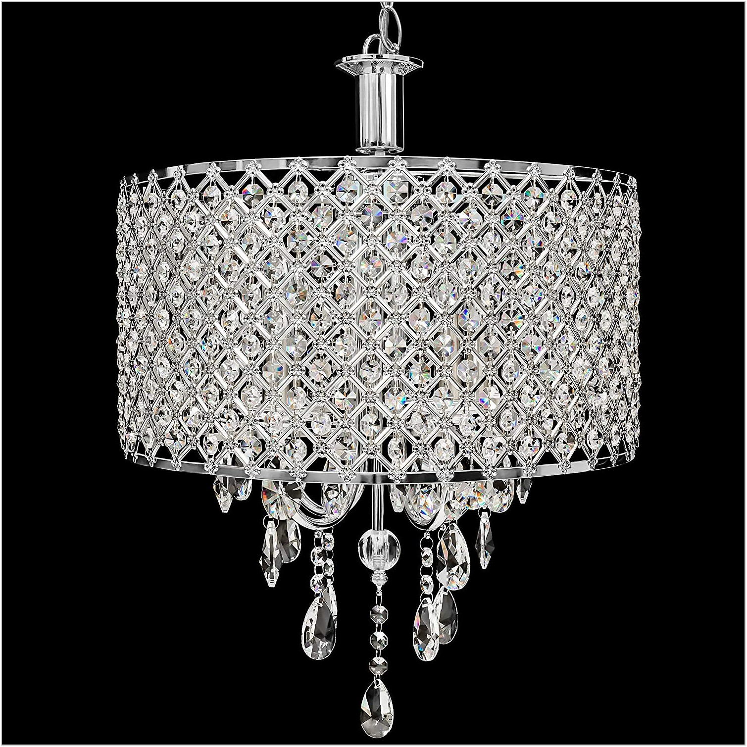 Crystal Dining Room Light