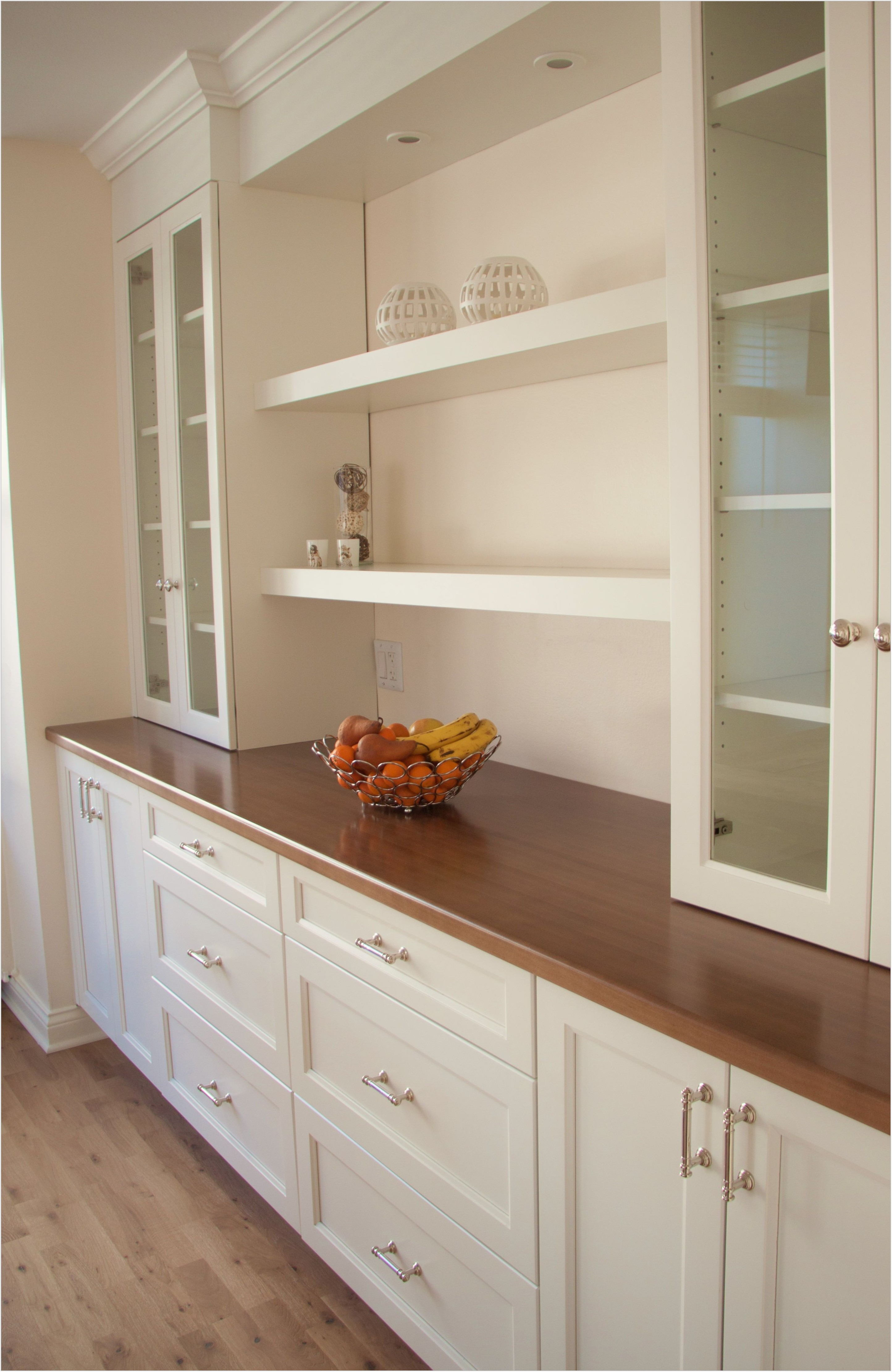 Custom Dining Room Cabinets