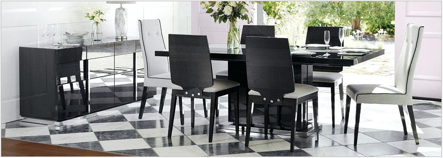 Dania Dining Room Chairs