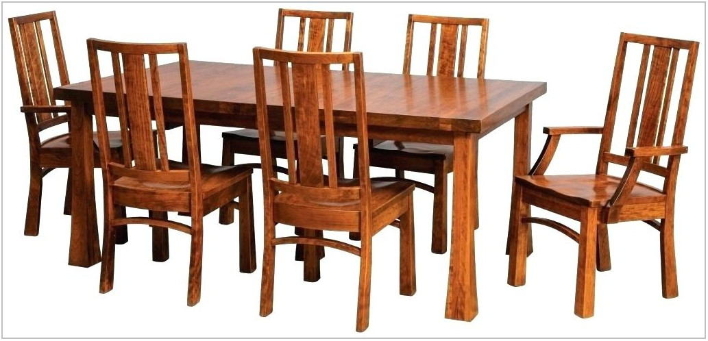 Daniels Amish Dining Room Furniture