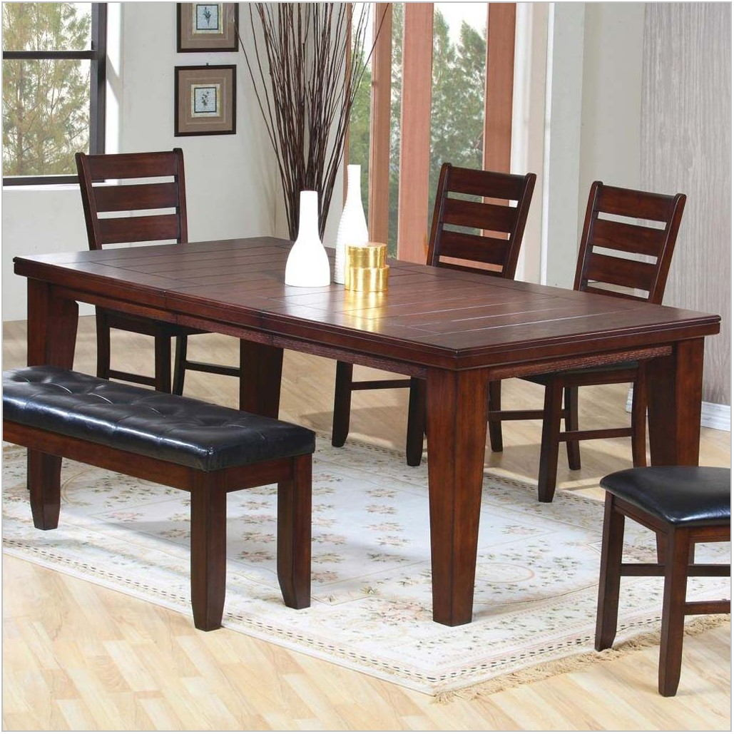 Dark Brown Dining Room Sets