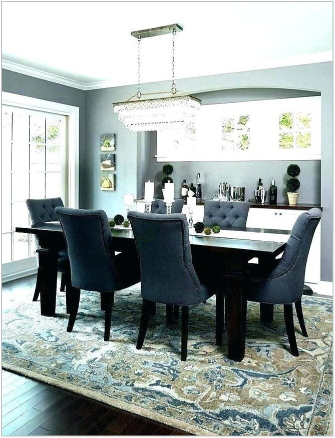 Dark Grey Dining Room Chairs