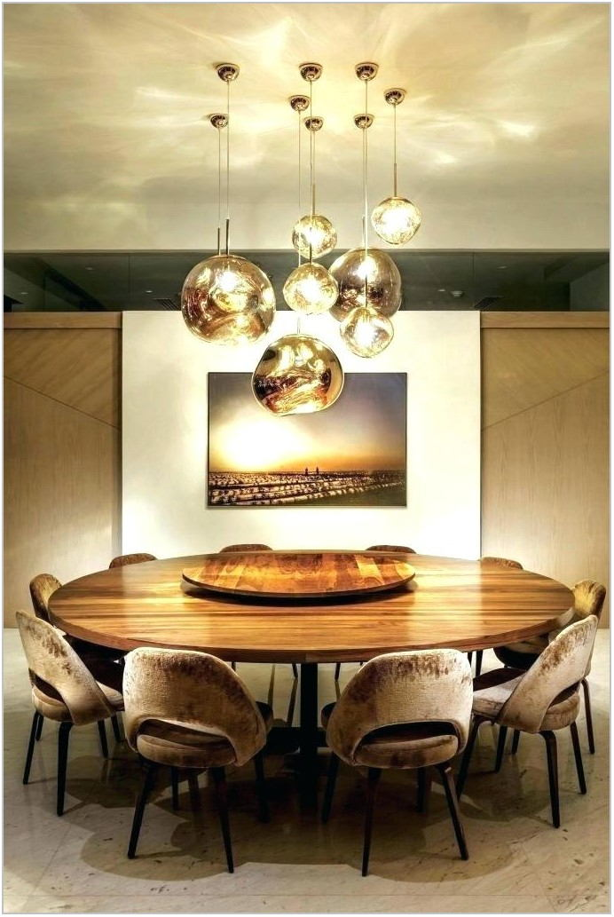 Dimmable Dining Room Lighting