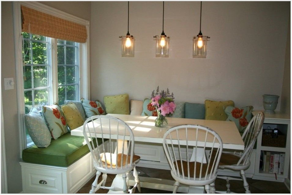 Dining Room Bench Seating With Backs