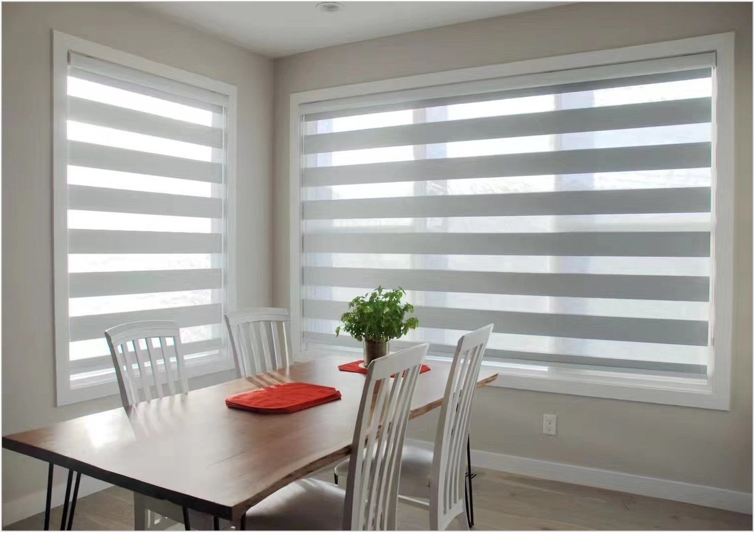 Dining Room Blinds Ideas
