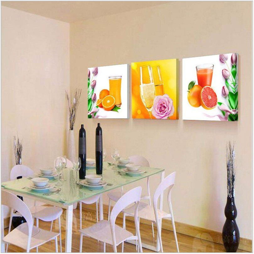 Dining Room Canvas Pictures