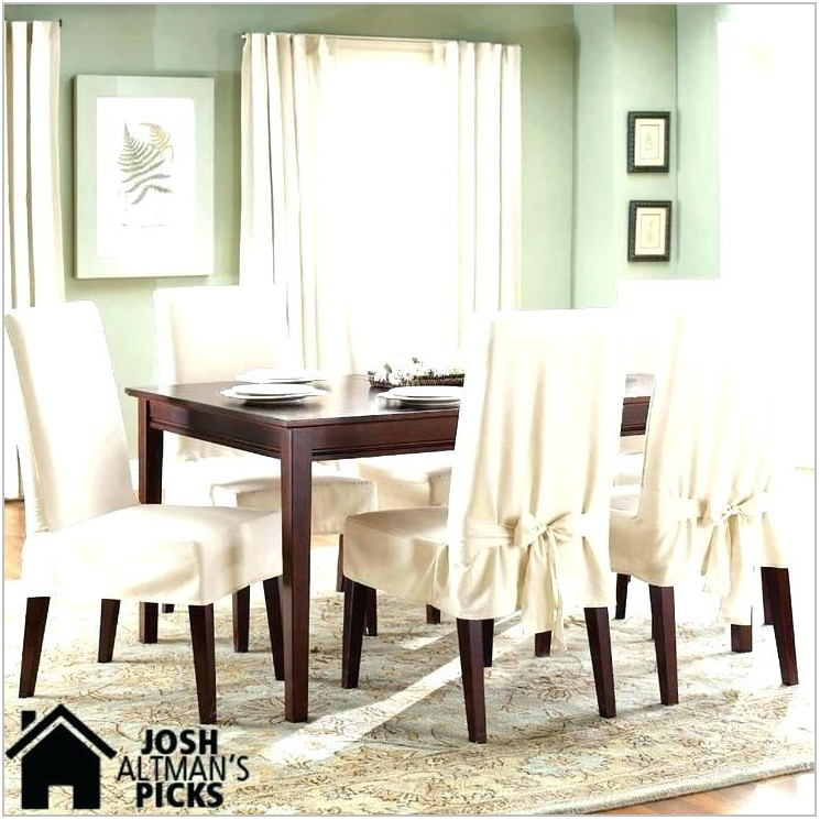 Dining Room Chair Slipcovers Walmart