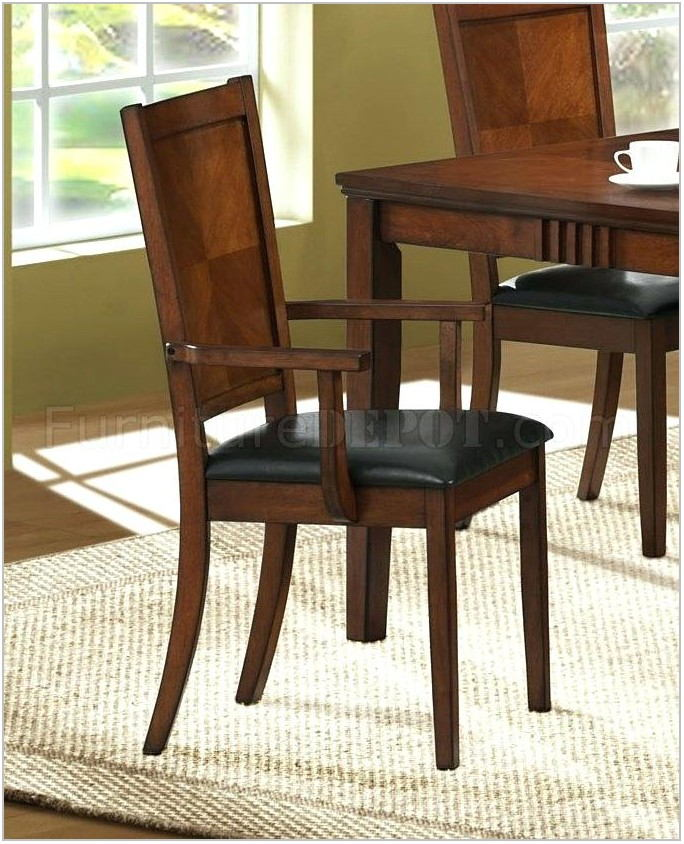 Dining Room Chairs Cherry Finish