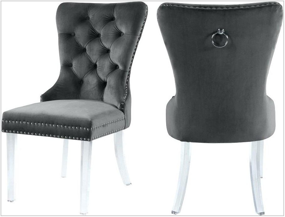 Dining Room Chairs With Acrylic Legs