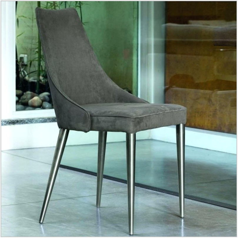 Dining Room Chairs With Metal Legs