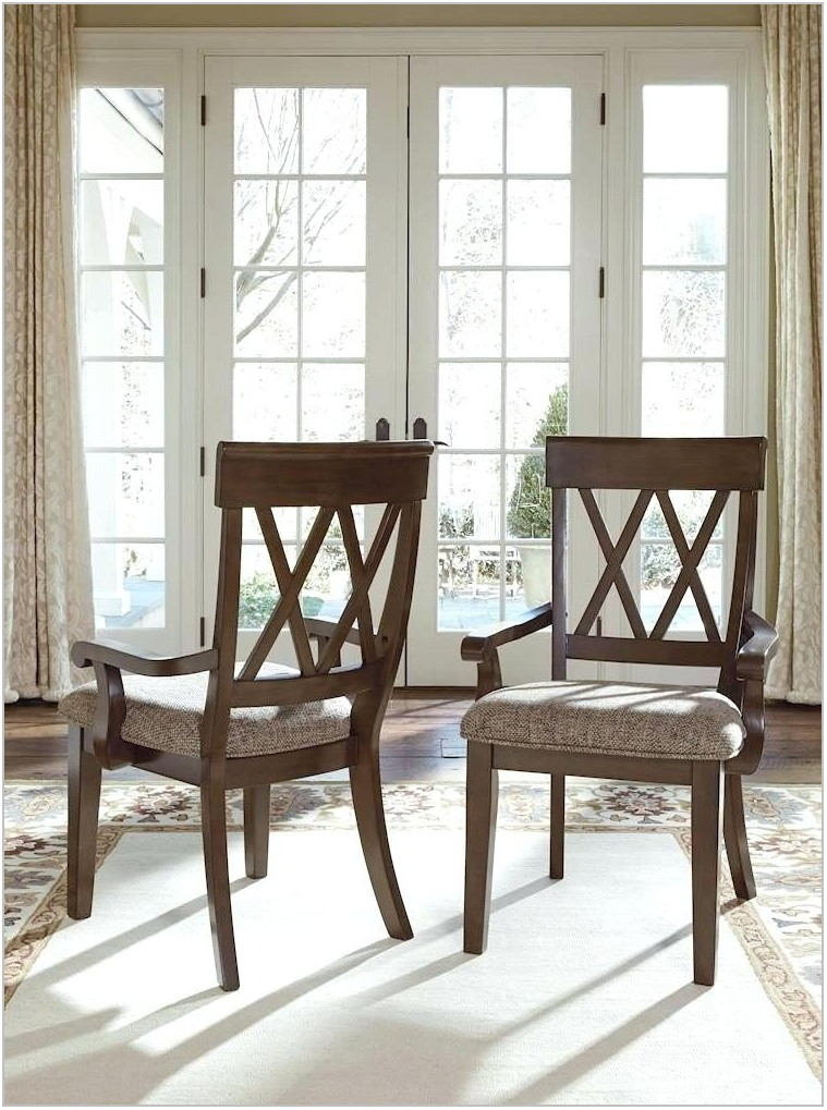 Dining Room Chairs With Wheels And Arms