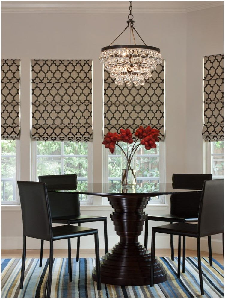 Dining Room Chandeliers With Lamp Shades