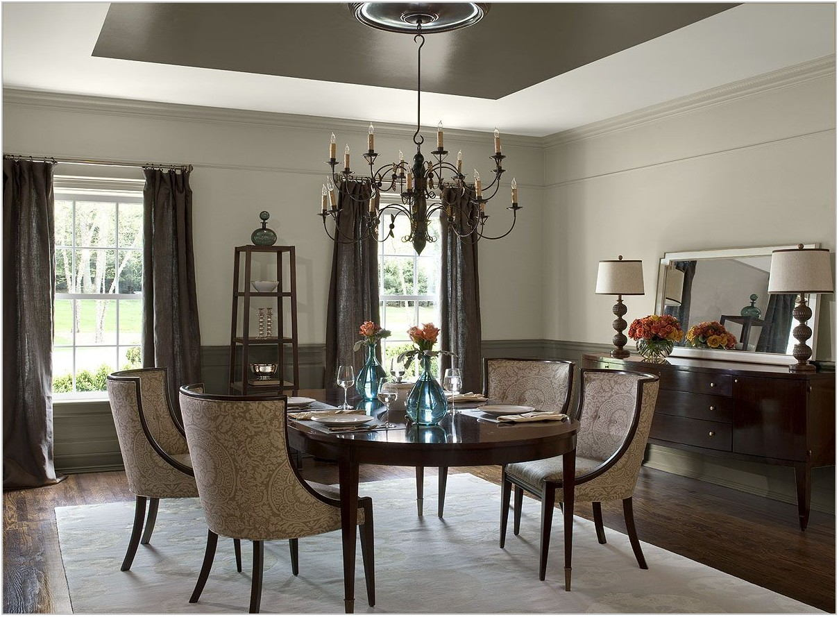 Dining Room Color Ideas 2019