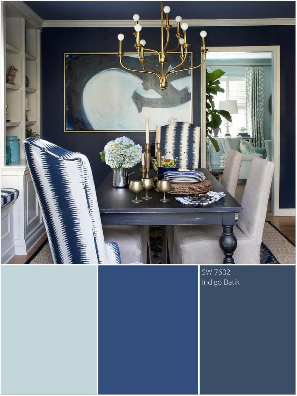 Dining Room Color Palette