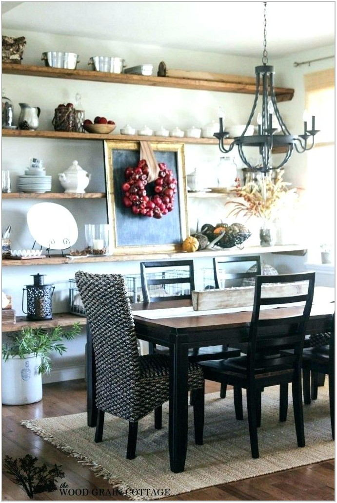 Dining Room Corner Cabinet Ideas