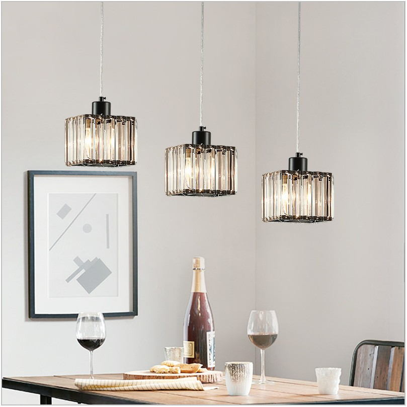 Dining Room Crystal Lighting