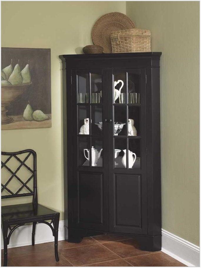 Dining Room Curio Cabinet