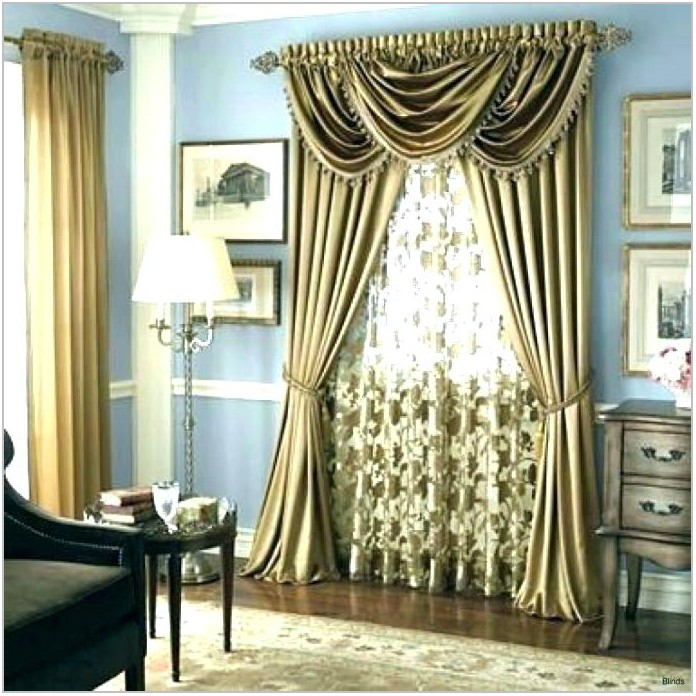 Dining Room Curtains With Valances