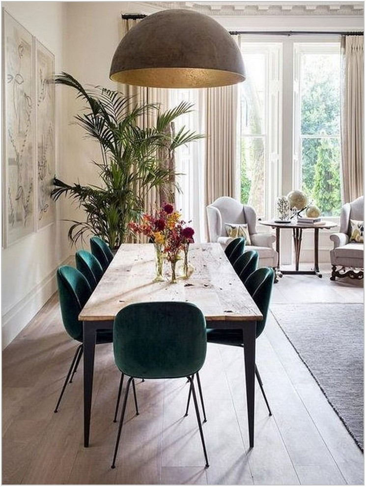 Dining Room Design 2019
