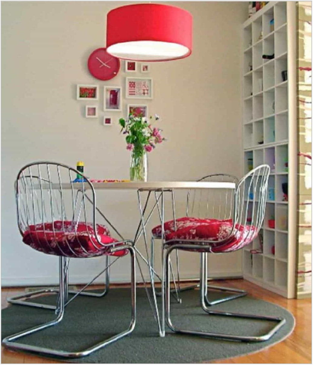 Dining Room Drum Pendant Lighting
